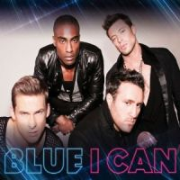 Cover Blue - I Can