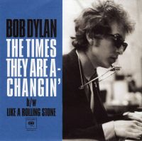 Cover Bob Dylan - The Times They Are A-Changin'