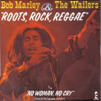 Cover Bob Marley & The Wailers - Roots Rock Reggae