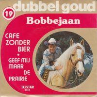 Cover Bobbejaan Schoepen - Café zonder bier