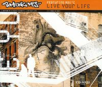 Cover Bomfunk MCs feat. Max'c - Live Your Life
