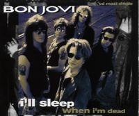 Cover Bon Jovi - I'll Sleep When I'm Dead