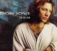 Cover Bon Jovi - Lie To Me