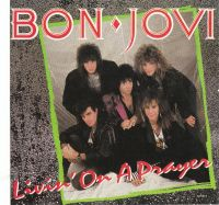 Cover Bon Jovi - Livin' On A Prayer