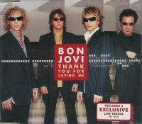 Cover Bon Jovi - Thank You For Loving Me
