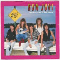 Cover Bon Jovi - You Give Love A Bad Name