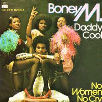 Cover Boney M. - Daddy Cool