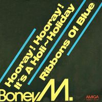 Cover Boney M. - Hooray! Hooray! It's A Holi-Holiday