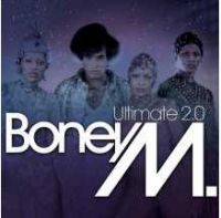 Cover Boney M. - Ultimate 2.0