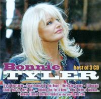 Cover Bonnie Tyler - Best Of - 3 CD