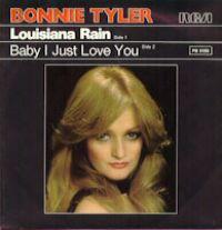 Cover Bonnie Tyler - Louisiana Rain