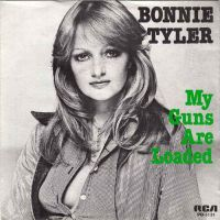 Cover Bonnie Tyler - My Guns Are Loaded