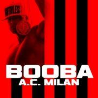 Cover Booba - A.C. Milan