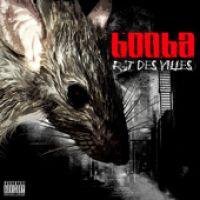 Cover Booba - Rats des villes