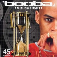 Cover Booba - Temps mort