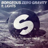 Cover Borgeous feat. Lights - Zero Gravity