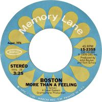 Cover Boston - More Than A Feeling