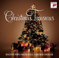 Cover Boston Pops Orchestra - Christmas Treasures