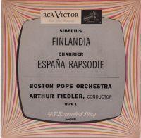 Cover Boston Pops Orchestra - Finlandia, Op. 26, No. 7 (Symphonic Poem)
