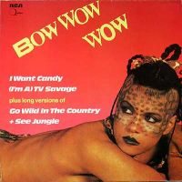 Cover Bow Wow Wow - I Want Candy