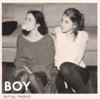 Cover BOY - Mutual Friends