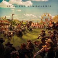 Cover Boy & Bear - Harlequin Dream