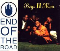 Cover Boyz II Men - End Of The Road