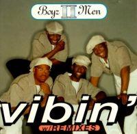 Cover Boyz II Men feat. Treach, Craig Mack, Busta Rhymes, Method Man - Vibin'