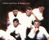 Cover Boyzone - Father And Son