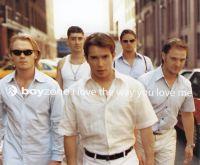 Cover Boyzone - I Love The Way You Love Me