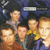 Cover Boyzone - Key To My Life