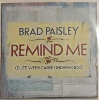 Cover Brad Paisley with Carrie Underwood - Remind Me