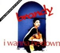 Cover Brandy - I Wanna Be Down