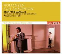 Cover Branford Marsalis / English Chamber Orchestra / Andrew Litton - Romanzen für Saxophon