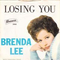 Cover Brenda Lee - Losing You