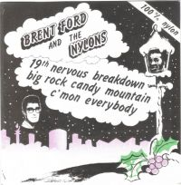 Cover Brent Ford and The Nylons - 19th Nervous Breakdown