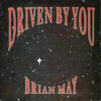 Cover Brian May - Driven By You