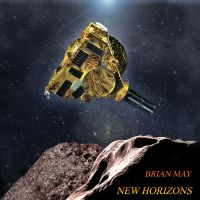 Cover Brian May - New Horizons