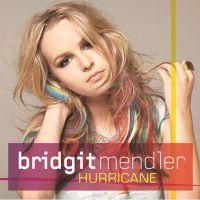 Cover Bridgit Mendler - Hurricane