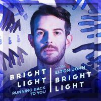 Cover Bright Light Bright Light feat. Elton John - Running Back To You