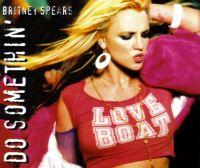 Cover Britney Spears - Do Somethin'