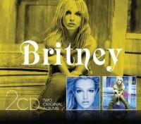 Cover Britney Spears - In The Zone + Britney