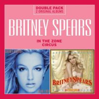 Cover Britney Spears - In The Zone + Circus