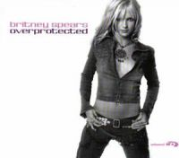 Cover Britney Spears - Overprotected