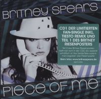 Cover Britney Spears - Piece Of Me