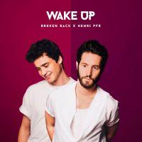 Cover Broken Back x Henri PFR - Wake Up