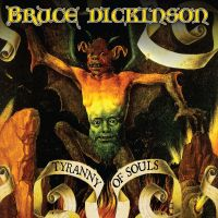 Cover Bruce Dickinson - Tyranny Of Souls