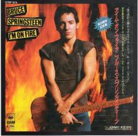 Cover Bruce Springsteen - I'm On Fire