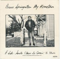 Cover Bruce Springsteen - Santa Claus Is Comin' To Town