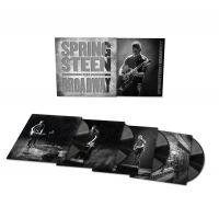 Cover Bruce Springsteen - Springsteen On Broadway